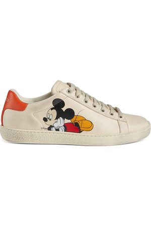 Gucci X Disney Mickey Mouse sneakers