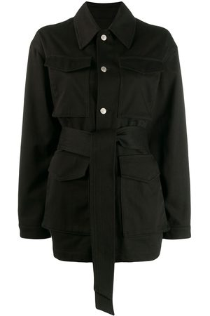 Ami Patch pockets military jacket