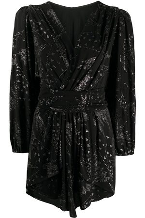 Isabel Marant Dames Feestjurken - Embellished mini dress