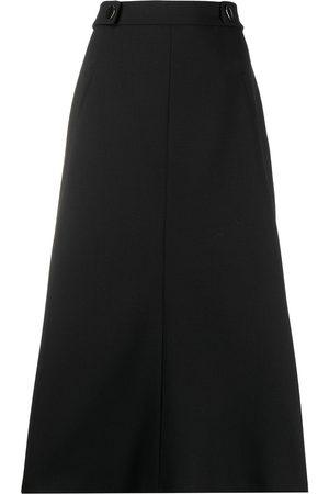 Prada Dames Midi rokken - A-line midi skirt