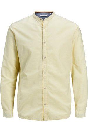 Jack & Jones Maokraag Overhemd Heren White