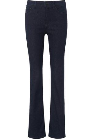 NYDJ Jeans model Barbara Bootcut uitlopende pijpen Van denim