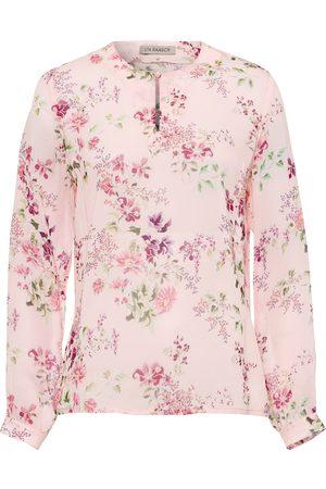 Uta Raasch Dames Blouses - Blouse bloemenprint multicolour