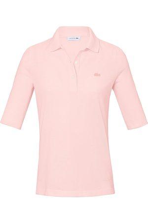Lacoste Poloshirt 100% katoen korte mouwen Van lichtroze