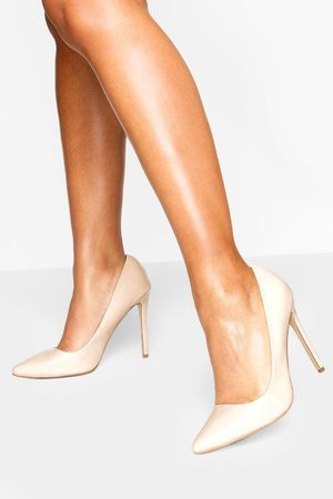 Boohoo High Heel Pointed Court Shoes