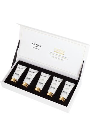 Balmain 5 X 20ml 5 Week Enriching Hair Treatment