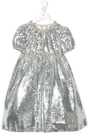Dolce & Gabbana Sequin embellished party dress