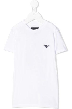 Emporio Armani Logo short-sleeve T-shirt
