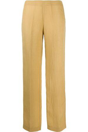 ROMEO GIGLI 1990s straight-leg trousers