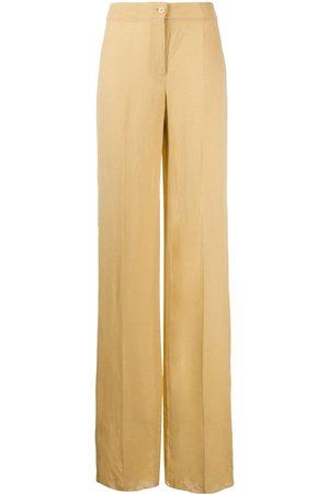 ROMEO GIGLI 1990s wide-legged trousers
