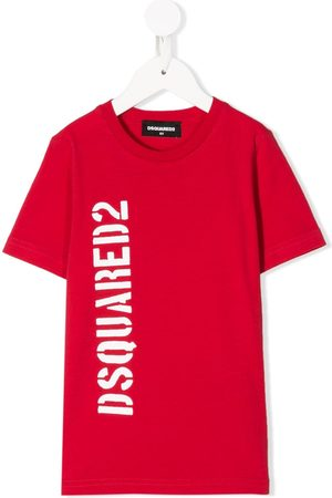 Dsquared2 Logo-printed T-shirt