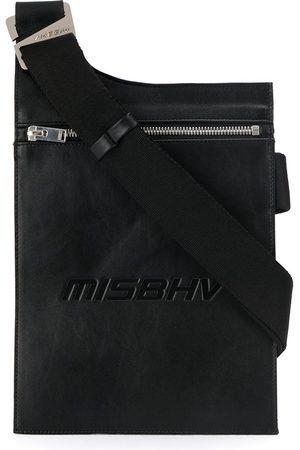 Misbhv Embossed logo envelope shoulder bag