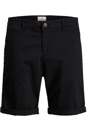 Jack & Jones Heren Shorts - Classic Chino Shorts Heren Zwart