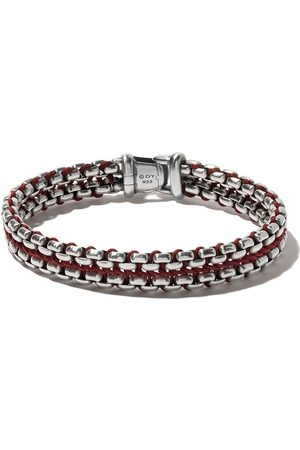 David Yurman Woven Box Chain bracelet