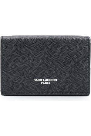 Saint Laurent Grained card case