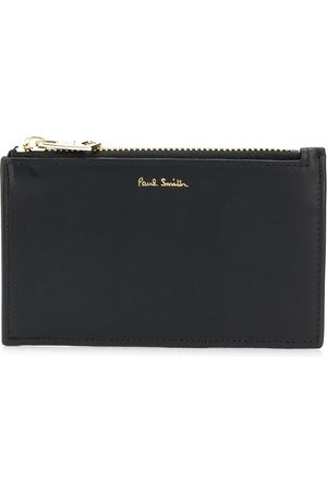 Paul Smith Striped print cardholder wallet
