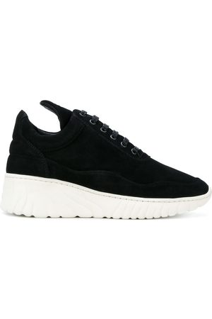 Filling pieces Wedge hi-top sneakers