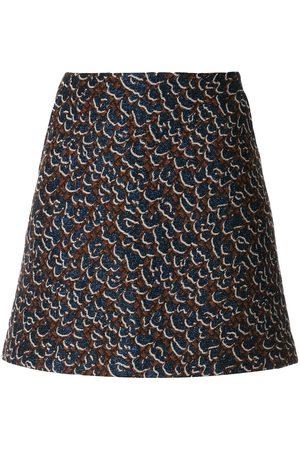 Karen Walker Dames Korte rokken - Short fitted skirt