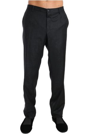 Dolce & Gabbana Patterned Formal Trousers
