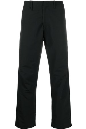 A-cold-wall* Straight leg double belt loop trousers