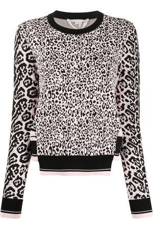 Stella McCartney Animal print jumper
