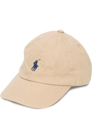 Ralph Lauren Logo patch cap