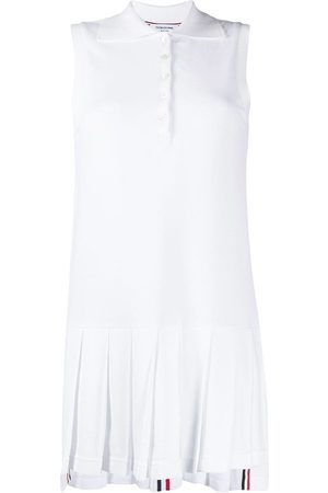 Thom Browne Classic Pleated Tennis Dress