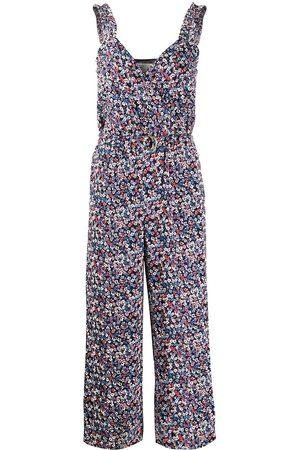 Michael Kors Floral-print jumpsuit