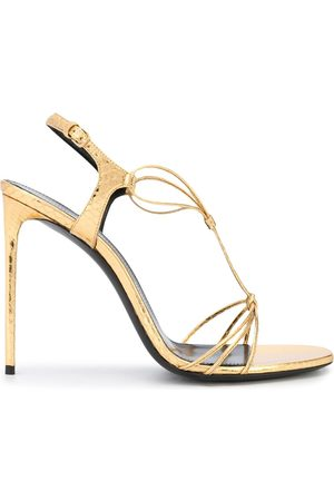 Saint Laurent Strappy stilettos