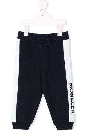 Moncler Colour block sweatpants