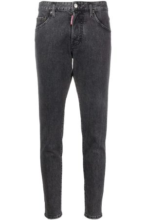 Dsquared2 High-rise skinny jeans