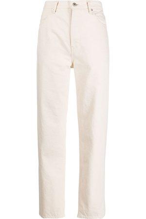 Jil Sander High-rise straight-leg jeans