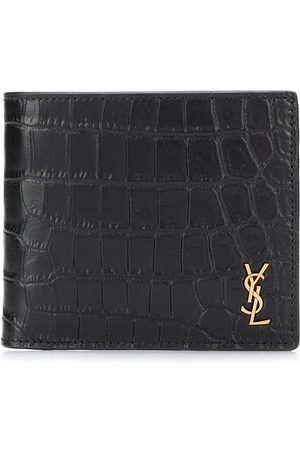 Saint Laurent Tiny monogram East/West wallet