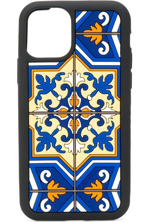 Dolce & Gabbana IPhone 11 tile print cover