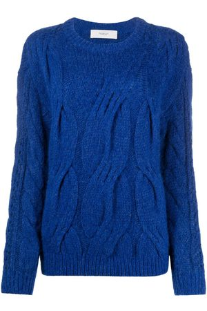 PRINGLE OF SCOTLAND Cable stitch jumper
