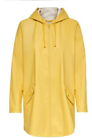 Only Solid Colored Rain Jacket Dames