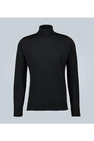 JOHN SMEDLEY Richards wool turtleneck sweater