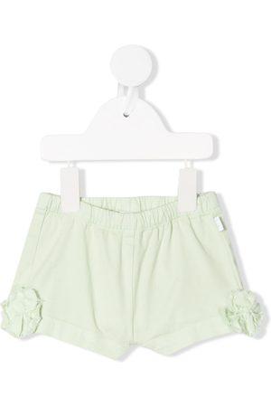 Il gufo Shorts - Pom-pom shorts