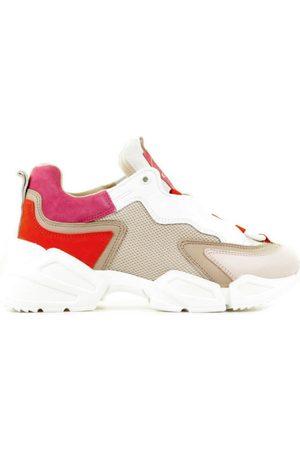 Toral TL-12403 Rosa Paco/Beige/Fresa Lips Damessneakers