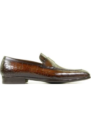 Magnanni Heren Loafers - 22816 Tabaco Herenloafers