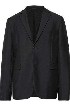 Acne Studios Heren Blazers - Antibes Unstructured Wool And Mohair-blend Blazer