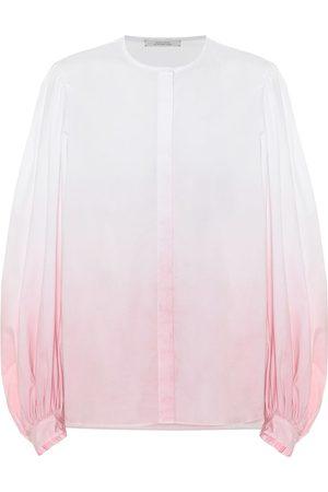 Dorothee Schumacher Stretch-cotton poplin blouse