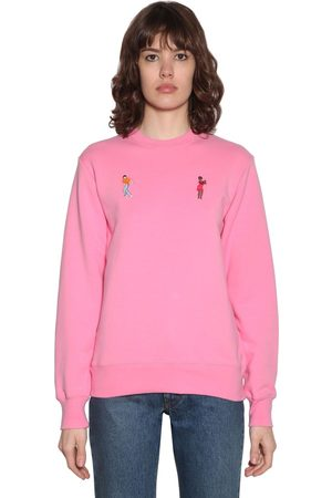 Kirin Embroidered Dancers Sweatshirt