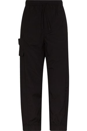 Y-3 Cropped cargo trousers