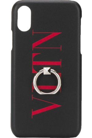 VALENTINO GARAVANI VLTN print iPhone XS Max case