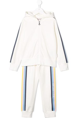 Moncler Side panel tracksuit set