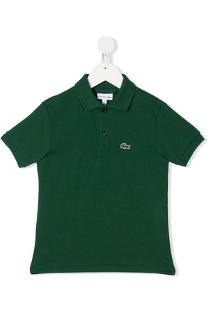 Lacoste Branded short-sleeved polo shirt