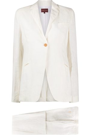 ROMEO GIGLI 1990s slim-fit two-piece suit