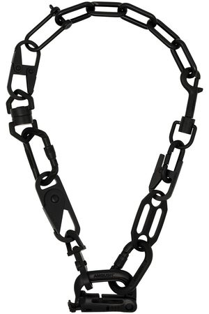 AMBUSH Carabiner chain necklace