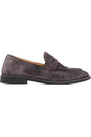 ALBERTO FASCIANI Slip-on loafers